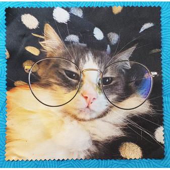 Lingette pour lunettes à...