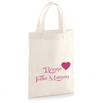 Mini Tote Bag 2 anses à...