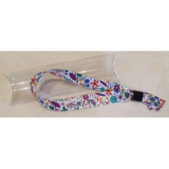 Bracelet tissu à personnaliser